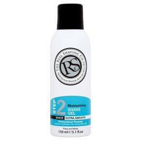 RS Step 2 Shave Gel Moisturising