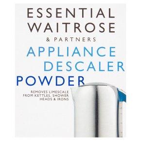 essential Waitrose Descaler Sachet