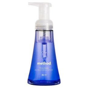 Method Blue Poppy Foaming Hand Wash