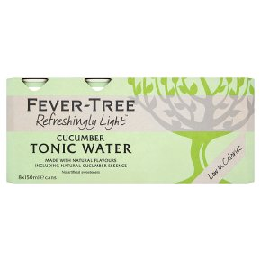Fever-Tree Refreshingly Light Cucumber Tonic Water