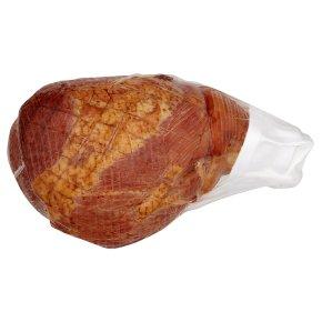 Waitrose 1 Wiltshire cured roasted ham