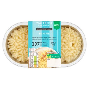 Waitrose LoveLife Calorie Controlled fish pie