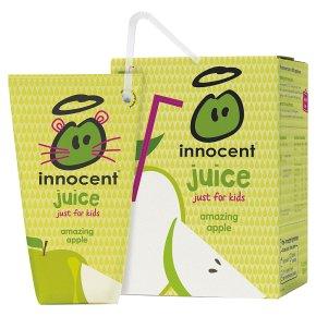 Innocent 100% apple juice for kids