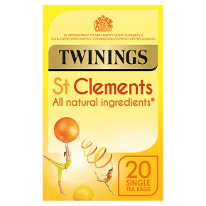Twinings St Clements 20 Tea Bags