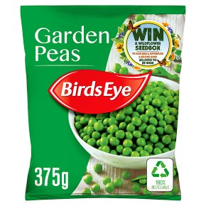 Birds Eye 375g Garden Peas