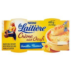 Nestlé la Laitière Egg Dessert
