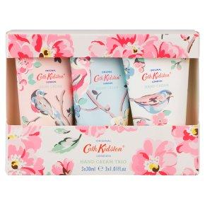 Cath Kidson Blossom Birds Hand Trio