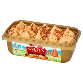 Kelly's Sticky Gingerbread