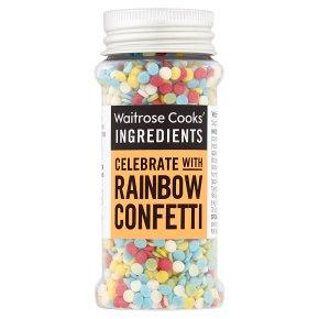Cooks' Homebaking fruity confetti