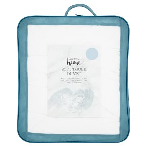 John Lewis Soft Touch Washable Single 10.5tog