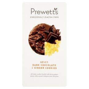 Prewetts Cookies Chocolate + Ginger
