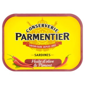 Parmentier Sardines in Oil and Chilli
