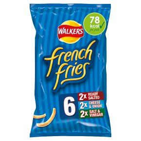 Walkers French Fries Variety