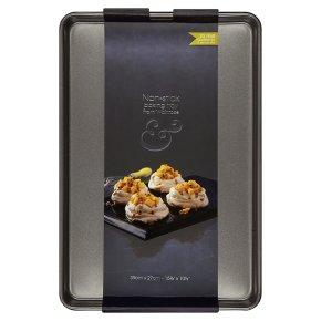 from Waitrose 39x27cm non-stick baking tray