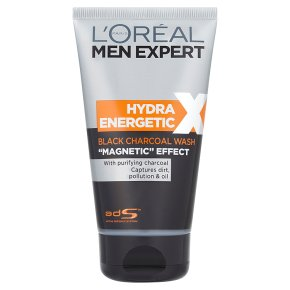 Men Expert Charcoal Hydra Energetic Wash