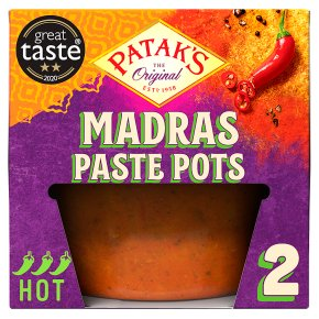 Patak's Paste Pots Madras