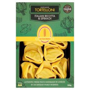 La Tua Spinach & Ricotta Tortelloni