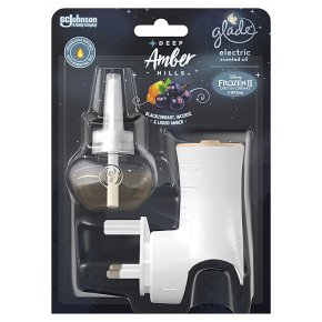 Glade Electric Holder Amber Hills