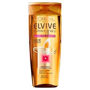 L'Oréal elvive oil shampoo
