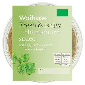 Waitrose Chimichurri Sauce