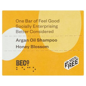 BECO. Honey Blossom Shampoo Bar