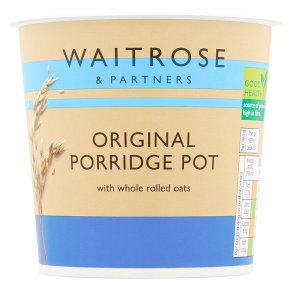 Waitrose Original Porridge