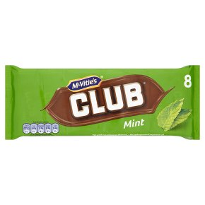 McVitie's Mint Club