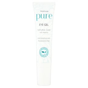 Waitrose Pure Natural Eye Gel