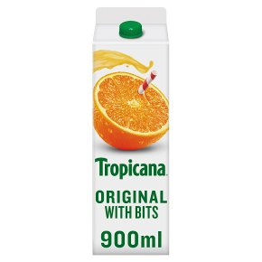 Tropicana Original with Bits