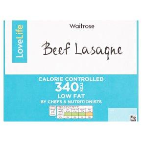LoveLife lasagne