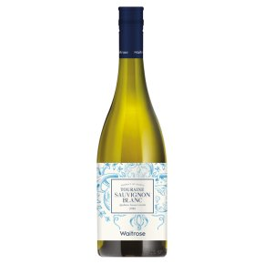 Waitrose Touraine Sauvignon French White Wine
