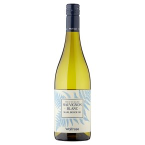 Waitrose Sauvignon Blanc New Zealand White Wine