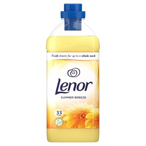 Lenor Summer Breeze Fabric Conditioner 44 washes