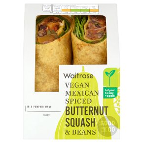 GOOD TO GO Vegan Mexican Spiced Butternut Squash
