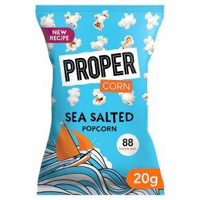 Propercorn Lightly Sea Salted
