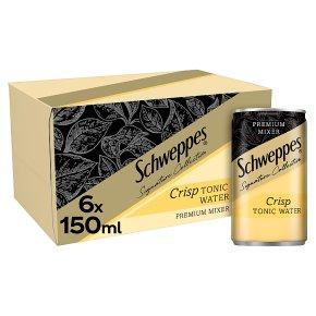 Schweppes 1783 Crisp Tonic Water