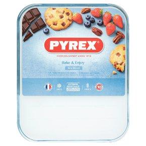 Pyrex Glass Baking Tray