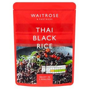 Waitrose Thai Black Rice
