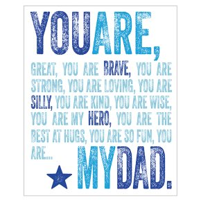 Father's Day You Are My Dad