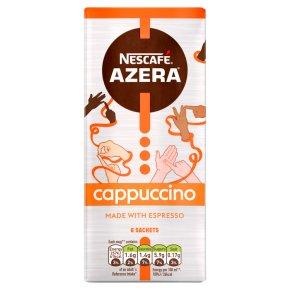 NESCAFE Azera Cappuccino Coffee 6 Sachets