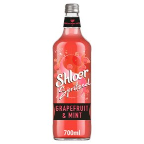 Shloer Spritzed Grapefruit & Mint