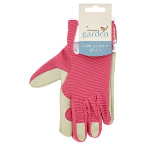 Waitrose Garden Ladies Gardener Gloves