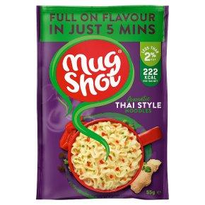 Mug Shot Thai style noodles