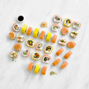 Taiko Dragon Roll Platter, 32 pieces