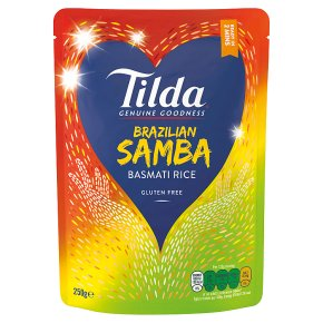 Tilda Brazilian Samba Basmati Rice