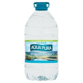 Aqua Pura Natural Mineral Water