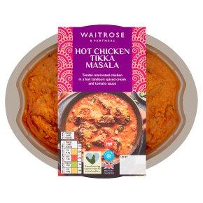 Waitrose Indian Hot Chicken Tikka Masala