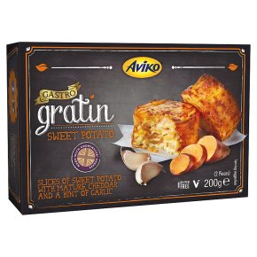 Aviko Sweet Potato Gratin