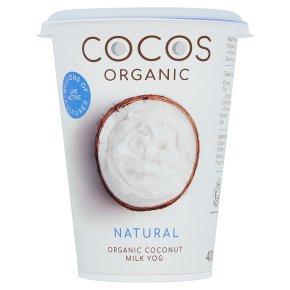 Co Yo Natural Coconut Milk Yoghurt Alternative