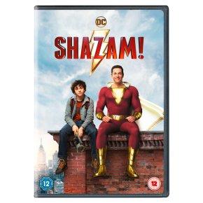 DVD Shazam!